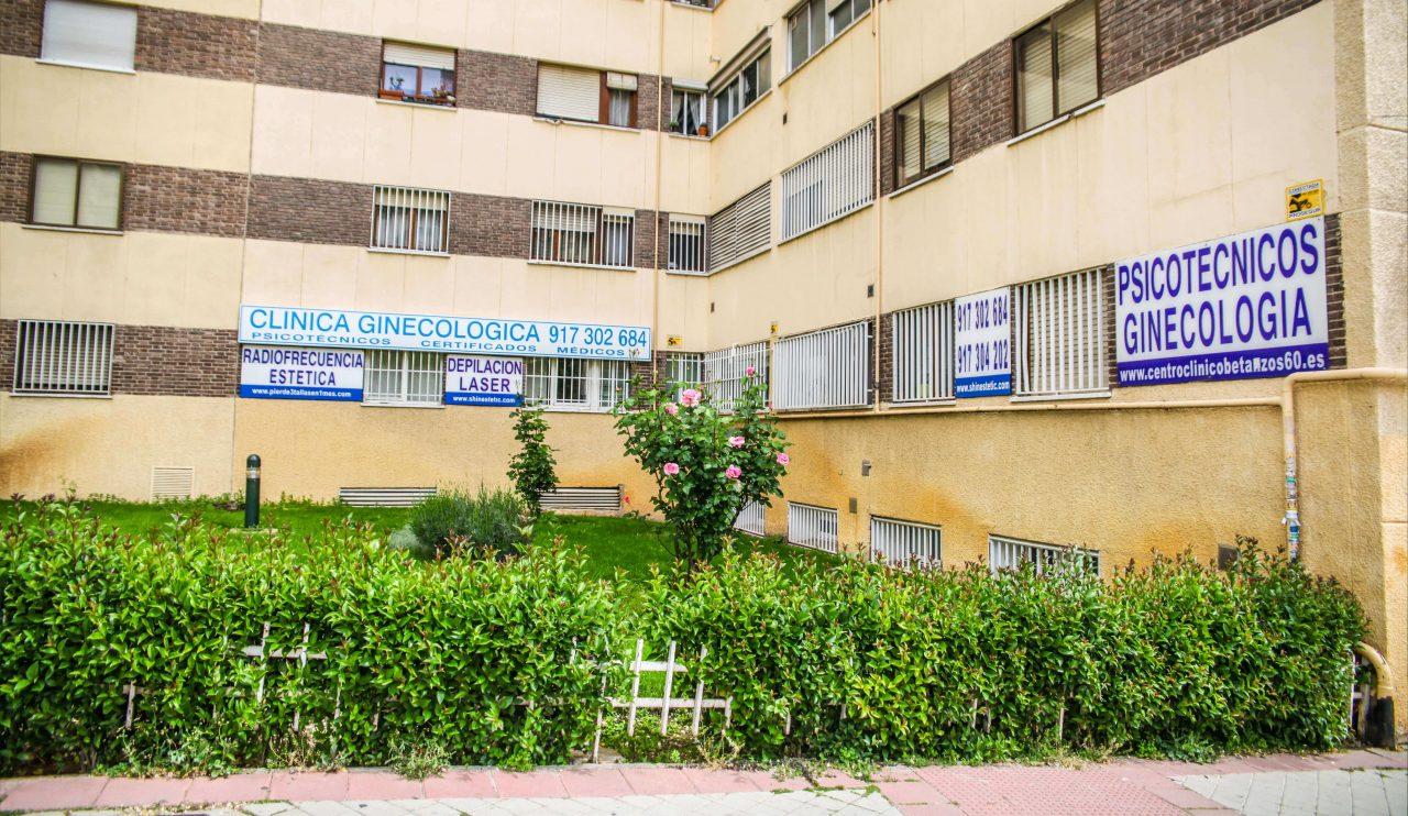 clinica ginecologica en madrid